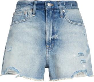 Madewell The Momjean Shorts