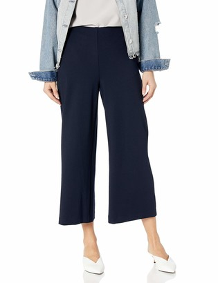 Bailey 44 Women's Heavy Ponte Mid Rise Flare Crop Pant
