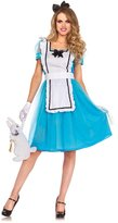 Leg Avenue Women's Classic Alice Costume