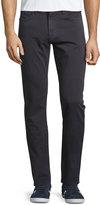 J Brand Tyler Slim-Fit Twill Pants, Yale