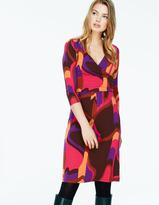 Boden Elena Fixed Wrap Dress