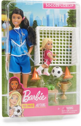 Mattel Barbie(R) Soccer Coach Doll Playset