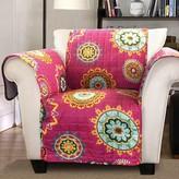 Nobrand No Brand Adrianne Furniture Protectors - Armchair - Fuchsia