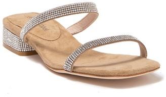 Jeffrey Campbell Madelia Embellished Slide Sandal