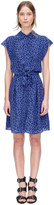 Rebecca Taylor Sleeveless Wildcat Dress