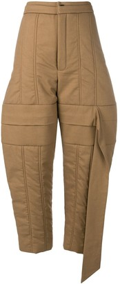 Chalayan Padded Trousers
