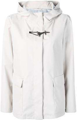 Fay Concealed Zip Jacket