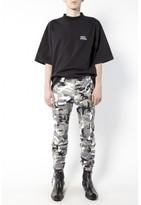 Vetements military pants