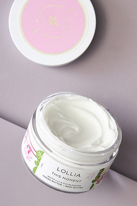 Lollia This Moment Body Butter By in Purple Size ALL
