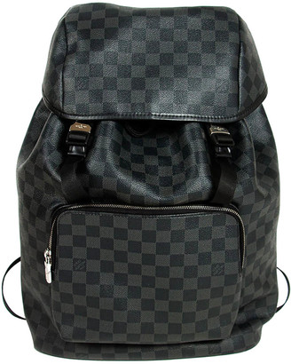 Louis Vuitton Damier Graphite Canvas Zack Backpack