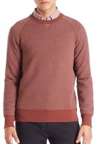 Billy Reid Quilted Sweater