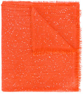 Faliero Sarti sequin embellished scarf - women - Silk/Cashmere/Virgin Wool - One Size