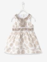 Vertbaudet Baby Girls Printed Dress