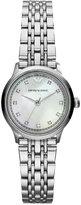 Emporio Armani Women's Stainless Steel Bracelet Watch 26mm AR1803