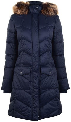Barbour Lifestyle Clam Puffer Jacket