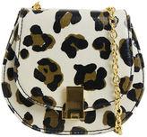 Zac Posen Loren Animal Print Crossbody Bag