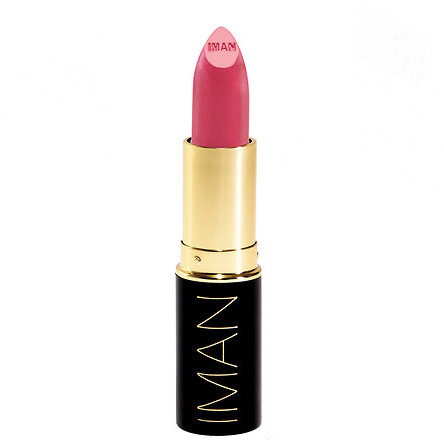 Iman Luxury Moisturizing Lipstick Kinky Pink