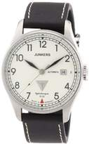 Junkers Men's Automatic Watch Spitzbergen F13 61645 with Leather Strap