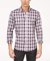 Alfani Men's Belkis Plaid Shirt, Created for Macy's