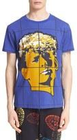 Moschino Men's Face Graphic T-Shirt