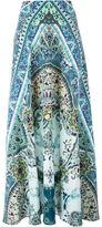 Etro paisley maxi skirt