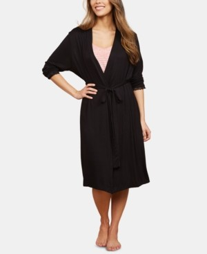 Motherhood Maternity Bump In The Night Maternity Nursing Belted Robe