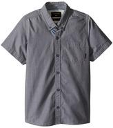 Quiksilver Everyday Wilsden Short Sleeve Woven Top (Toddler/Little Kids)