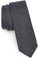 The Tie Bar Men's Paisley Nep Silk Tie
