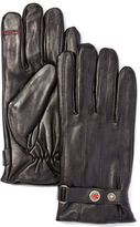 Rawlings Sports Accessories Black Touch Screen Lamb Leather Glove - Men