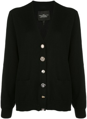 Marc Jacobs The Jewelled Button cardigan