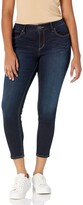 Thumbnail for your product : SLINK Jeans Women's Plus Size Ankle Jegging Jean