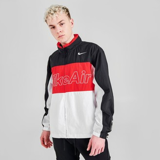Nike Men's Hooded Woven Jacket