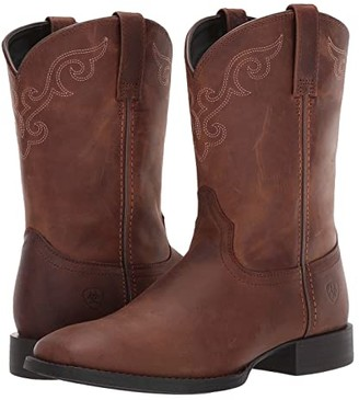 Ariat Roper Wide Square Toe