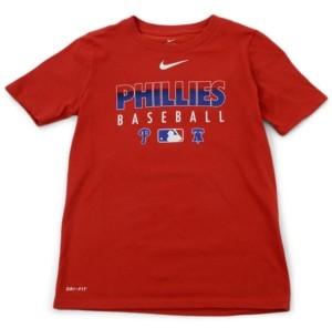 Nike Philadelphia Phillies Youth Early Work T-Shirt