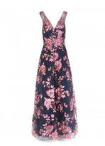 Marchesa Fabric Dress