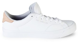 New Balance AM210 Leather Low-Top Sneakers