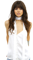 West Coast Wardrobe In The Valley Button Up Tank in Ivory