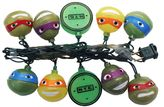 Kurt Adler Teenage Mutant Ninja Turtles Light Set - Indoor & Outdoor