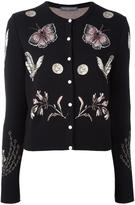 Alexander McQueen Obsession cardigan
