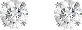Pragnell 18kt white gold Windsor diamond studs