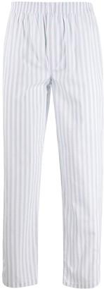 Ron Dorff striped pyjama Pants