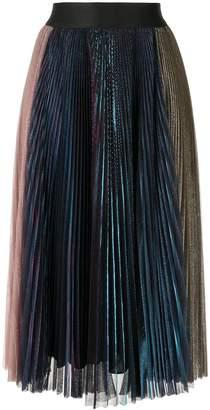 Rachel Comey multicoloured pleated midi skirt