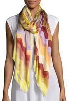 Missoni Silk Striped Scarf