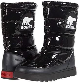 Sorel Joan of Arctic Next Lite Mid Puffy (Black) Women's Boots