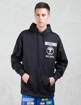 Moschino Logo Sweat Hoodie