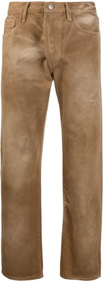 Acne Studios Recrafted straight-leg jeans