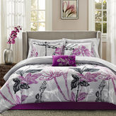 JCPenney Madison Park Nicolette 7-pc. Twin Complete Bedding Set with Sheets