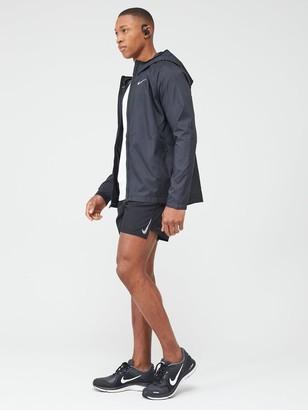 Nike Essential Running Jacket - Black