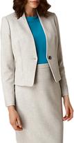 LK Bennett L.K.Bennett Lize Suit Jacket, Grey Melange