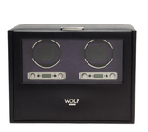 Wolf Blake Double Winder with Storage and Travel Case